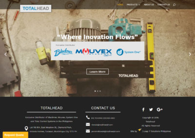 Totalhead Sales and Services